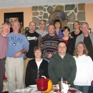 First Weekend Retreat.  November 2008.