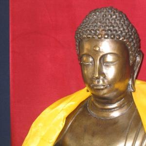 Buddhistisches Tor Berlin