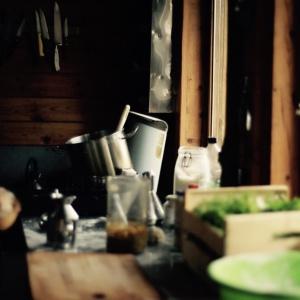 Ecodharma kitchen