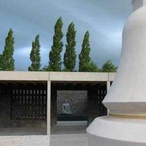 Vajrasana stupa