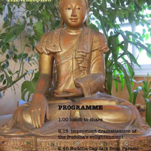 North London Buddhist Centre, UK, programme