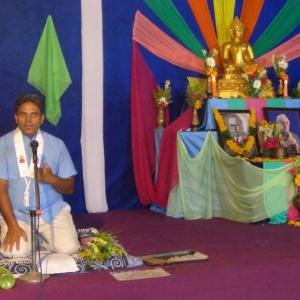Tejadhamma in Nagpur, India