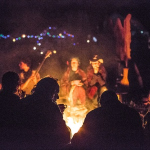 Buddhafield Campfire