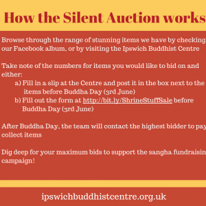 How the Silent Auction works