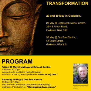 Goderich : 29 & 30 May 2015