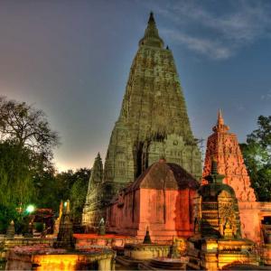 Mahabodhi Temple-Bodhgaya