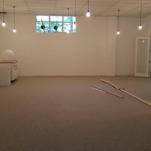 Main room early March 2019