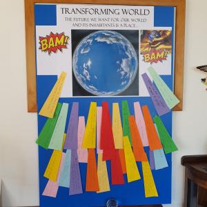 Transforming World at the WBC