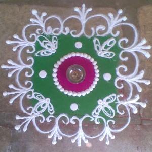 Rangoli 6