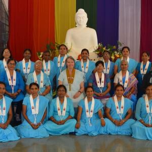 New Dhammacharini