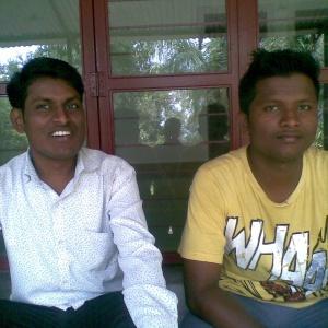 Ajay and Pradeep