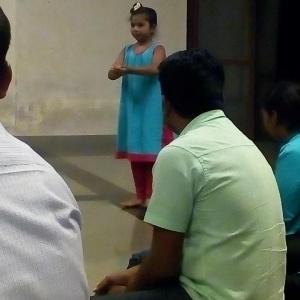 Bharatnatyma Performance