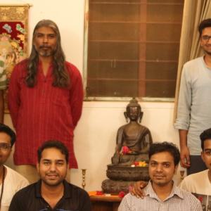 Akash Birthday Celebration