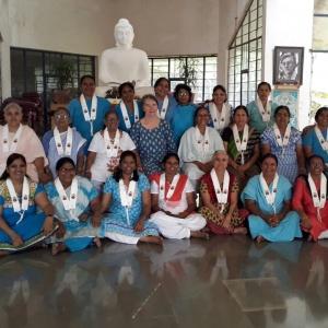 Dhammacharini Retreat