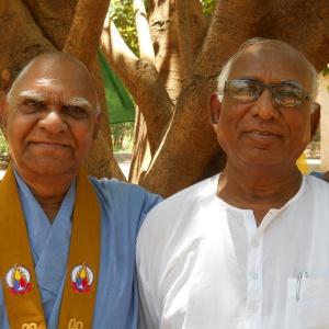 Dh Chandrabodhi & Dh. Visuddhananda