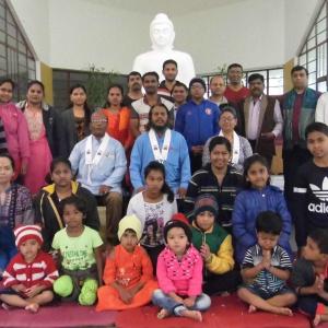 Family Retreat 1