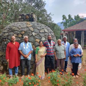 Around Guru Stupa