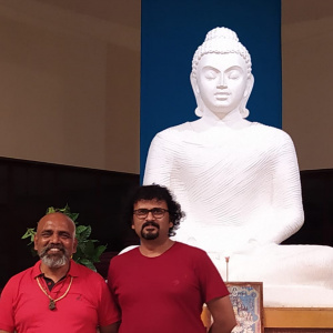 Dh Ratnashil and Dh Nagadhavj