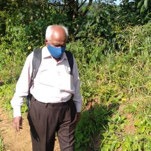 Dh. Amrutbandhu from Mumbai a return journey