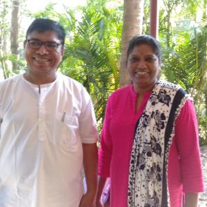 Maitridarshani and Karmasen