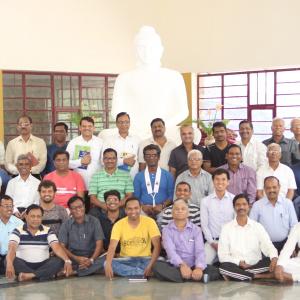 Ten Pillar Retreat