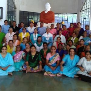 Women GFR Retreat Nov 17