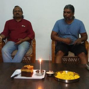 Ratnasambhava & Guhyacitta