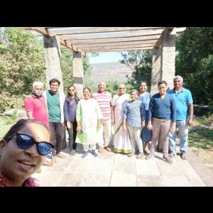 Suchandra and family
