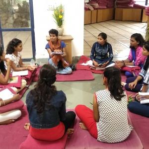 Group Led by Dhni Shuddhavajri