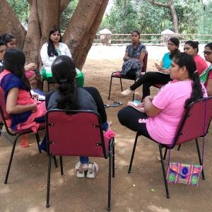 Group Led by Dhni Tarahardya