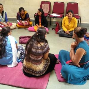 Group Led by Vaishali