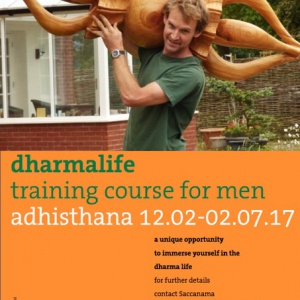 Dharma training course