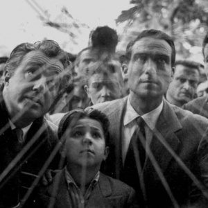 Scene from the 1948 Italian classic, 'Ladri di biciclette' (Bicycle Thieves)