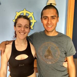 Elena and Eduardo