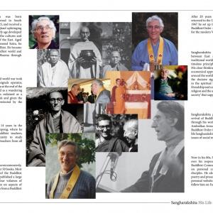 A Biography Of Sangharakshita