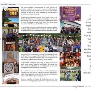 What Is The Triratna Buddhist Community?