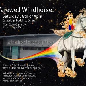 #farewellwindhorse