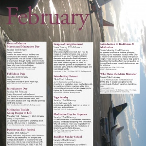 Some February events