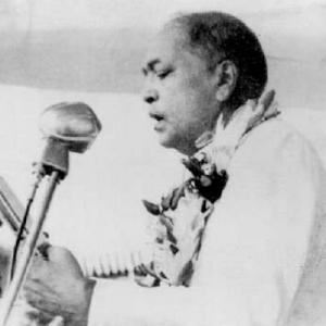 Dr Ambedkar at his conversion