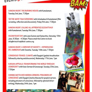 Bristol Buddhist Centre BAM programme