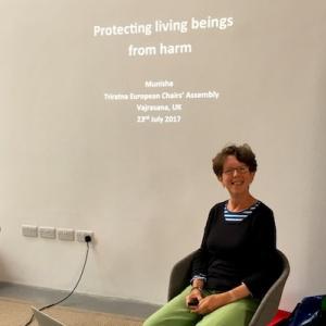 Munisha's Safeguarding talk