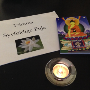 Danish and Hindi puja books