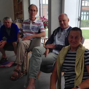 A visit from the Adhisthana Kula