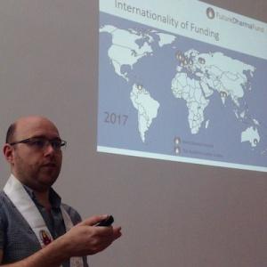 Viryanaga on worldwide grants