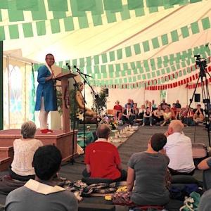 Vidyadharini's talk