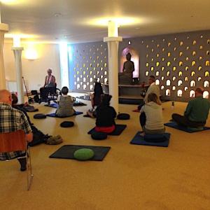 Breathworks workshop with Vidyamala