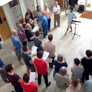 Choir with Arthasiddhi