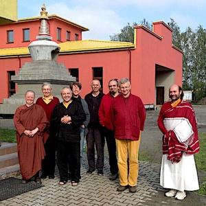 Buddhist Teachers in Europe 2017