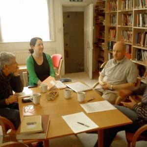 Pali group at work