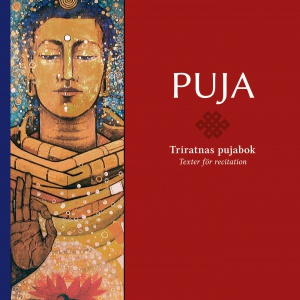 Swedish puja book